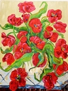 Katie Brought Me Flowers 48x36 TS-2014-2 Sold.JPG